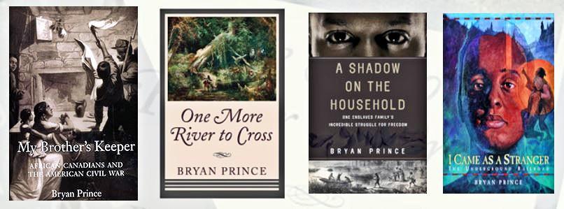 Bryan Prince Books
